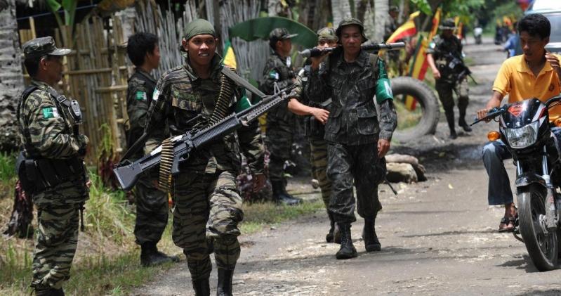 تنظيم تمرد في الفلبين