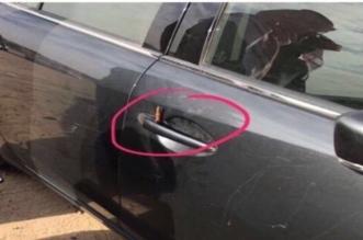 تهديد هوليوودي لمعلّم في عفيف بطلق ناري على مقبض مركبته!! - المواطن