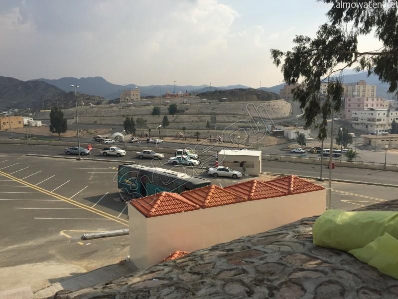 توافد الحجاج لميقات وادي محرم (6)