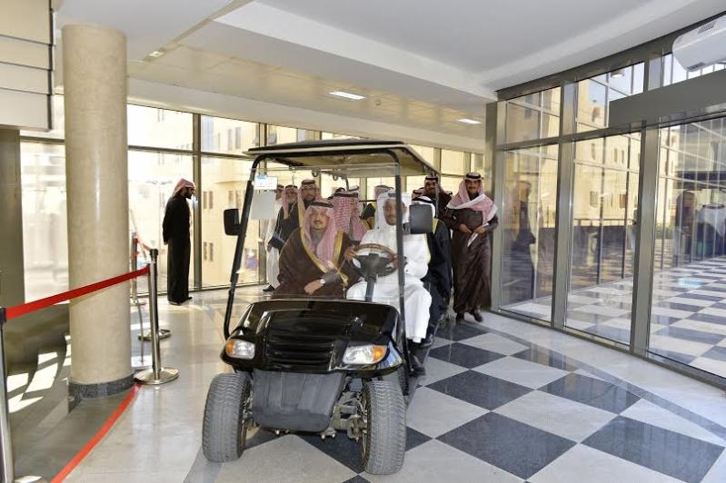 توسعة مستشفى الملك خالد الجامعي