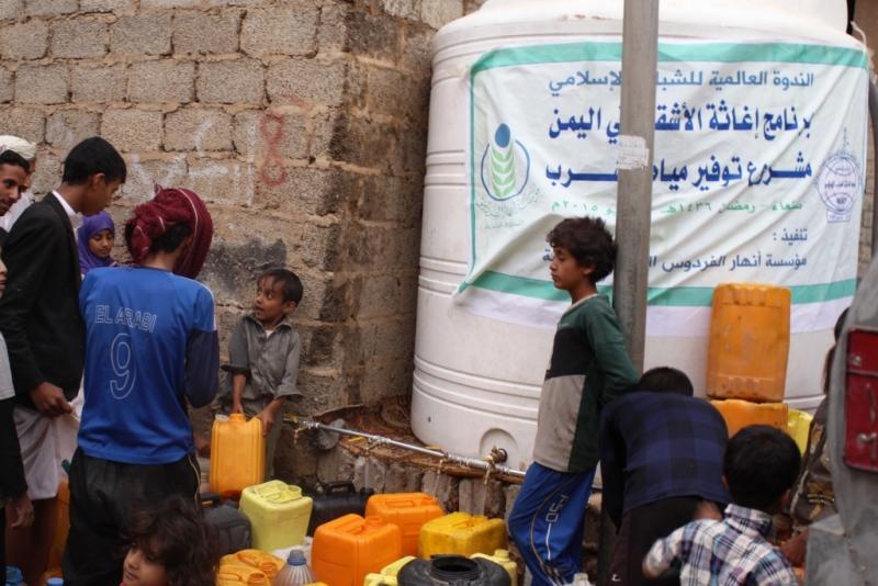 توفير-مياه-الشرب-بصنعاء (2)