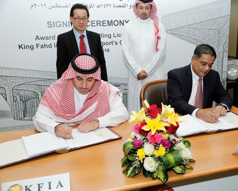 توقيع اتفاقية بين ساتس والطيران المدني