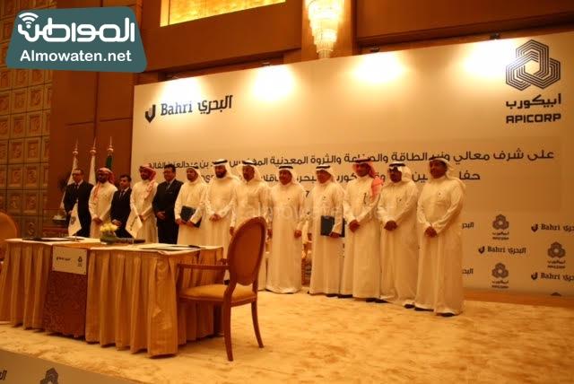 توقيع اتفاقية وزارة البترول10