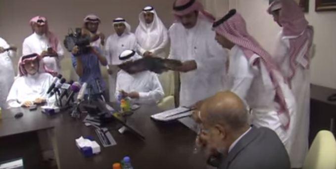 مركز الملك سلمان للإغاثة والأمم المتحدة يوقعان اتفاقيات ضخمة لمساعدة الشعب اليمني - المواطن