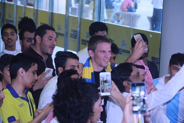 توماسوف في الرياض 2
