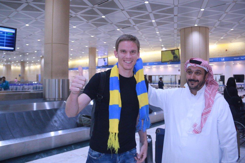 توماسوف في الرياض