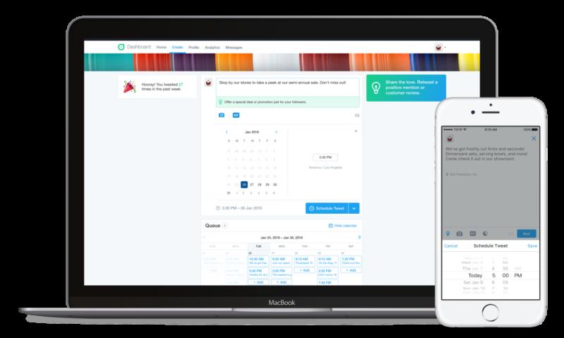تويتر تطلق تطبيقاً جديداً لإدارة الحسابات التجارية