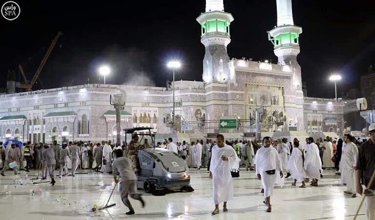 تُسخِّر جميع الإمكانيات لخدمة قاصدي المسجد الحرام (349151014) 