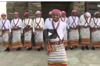 بالفيديو.. أهالي جازان يحتفلون بالعيد برقصة الزلاف والمحشوش - المواطن