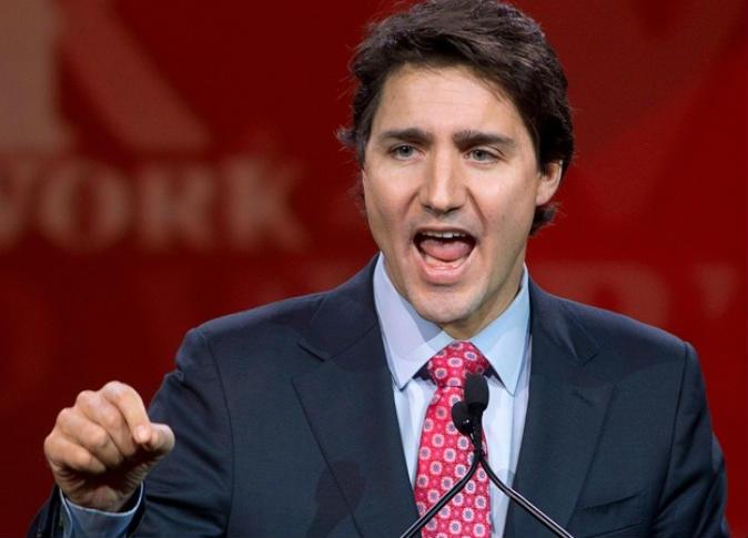 رئيس الوزراء الكندي يعلق على اتهامه بالتحرش