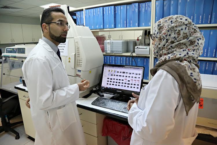 جامعة أمريكية تستعين بمركز أبحاث الملك فيصل التخصصي لبحث جيني