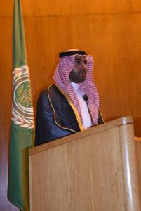 جامعة الدول العربية تختار يزيد الراجحي سفيرًا للعمل التطوعي (271954904) 