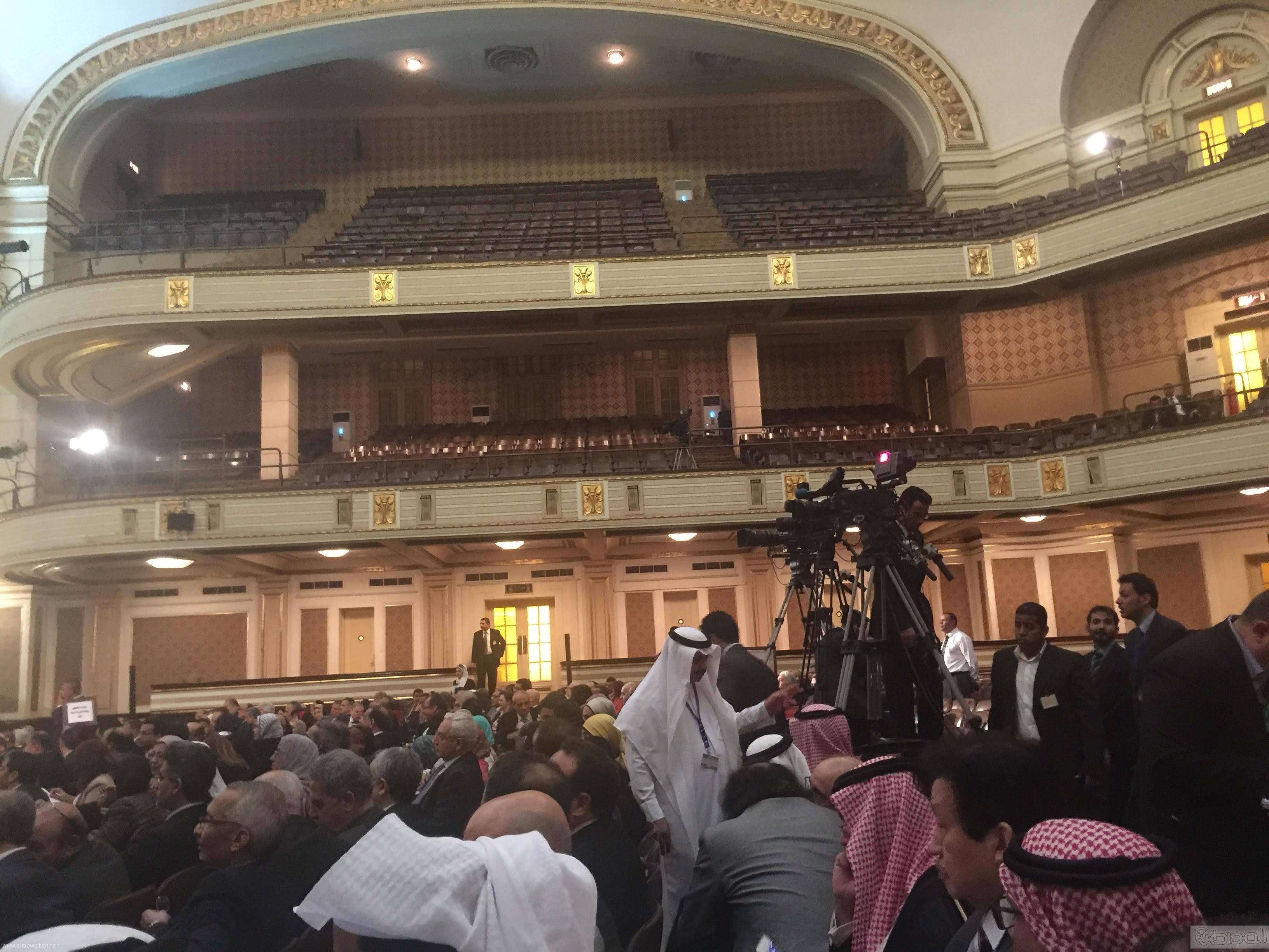 جامعة القاهرة تستعد لاستقبال الملك سلمان (4)