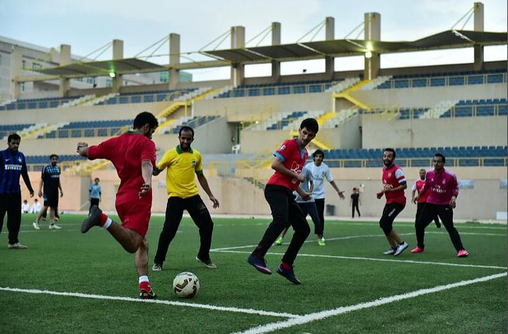 جامعة الملك خالد البرنامج الصيفي