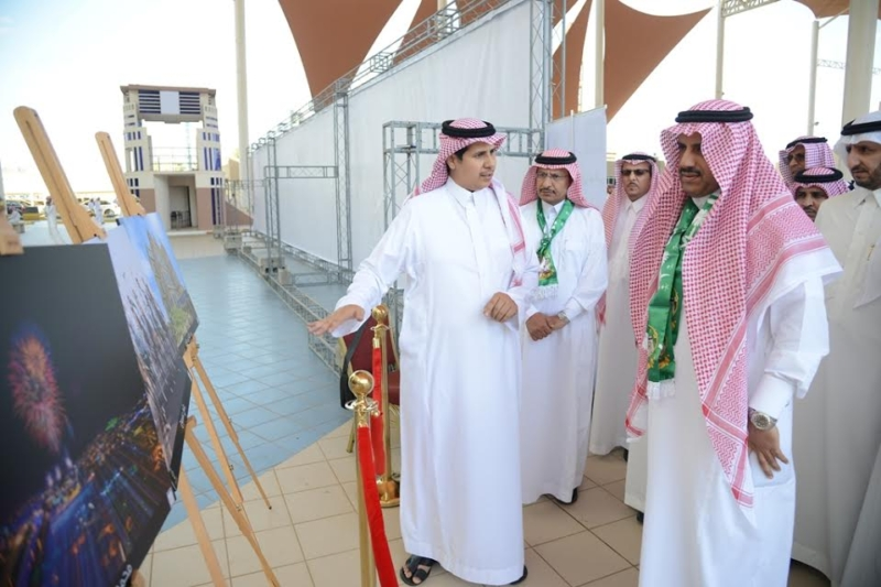 -الملك-خالد-تحتفل-باليوم-الوطني-وتكرم-المشاركين-3