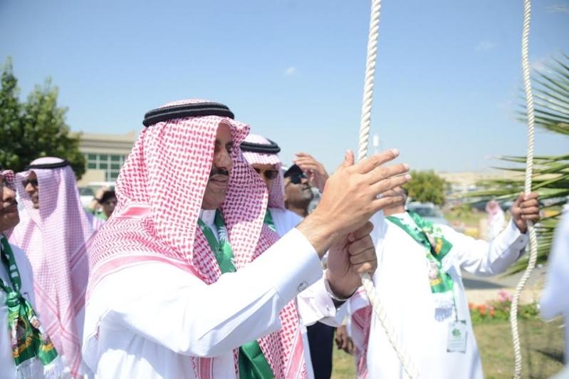 -الملك-خالد-تحتفل-باليوم-الوطني-وتكرم-المشاركين-4