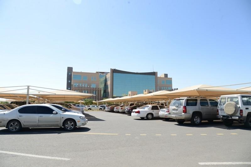 جامعة-الملك-خالد-توسعة-مواقف-السيارات (5)