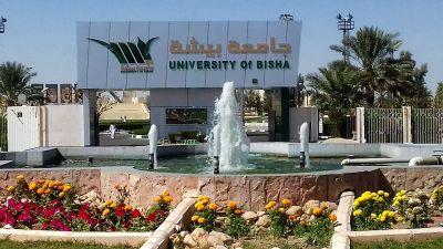 أسماء ٥٤٧ مرشحاً للقبول بالدراسات العليا في جامعة بيشة