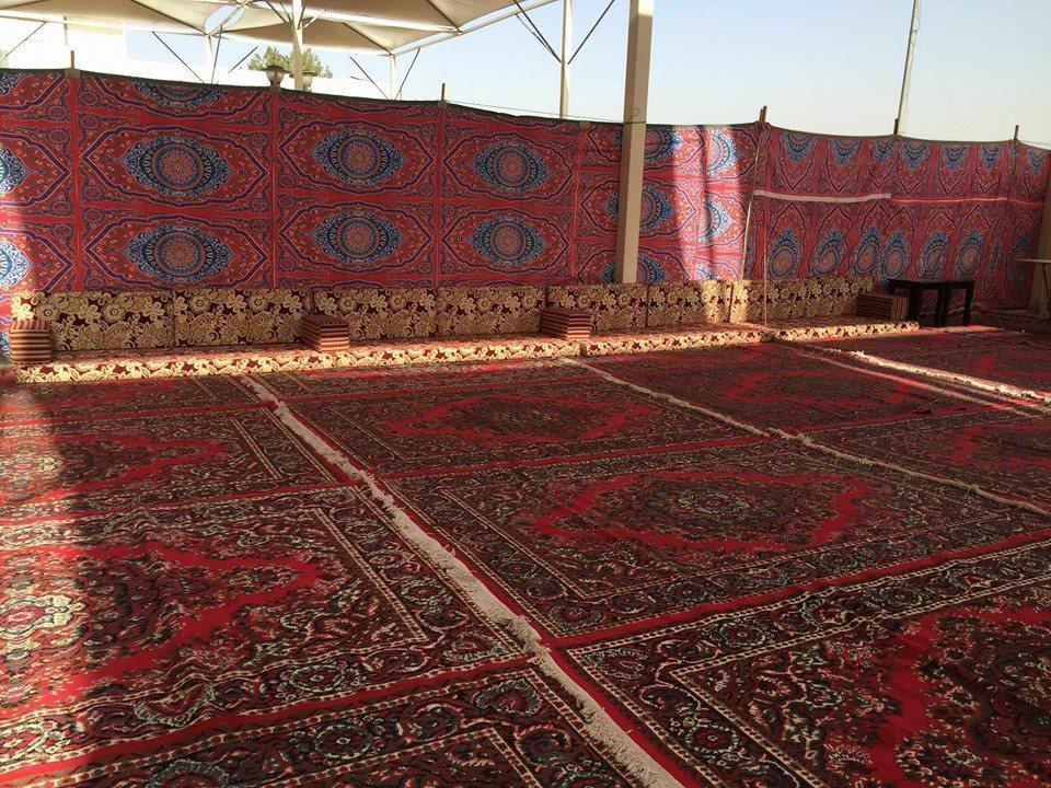 جامعة طيبة تُنظم حفل شواء لمنسوباتها (4)