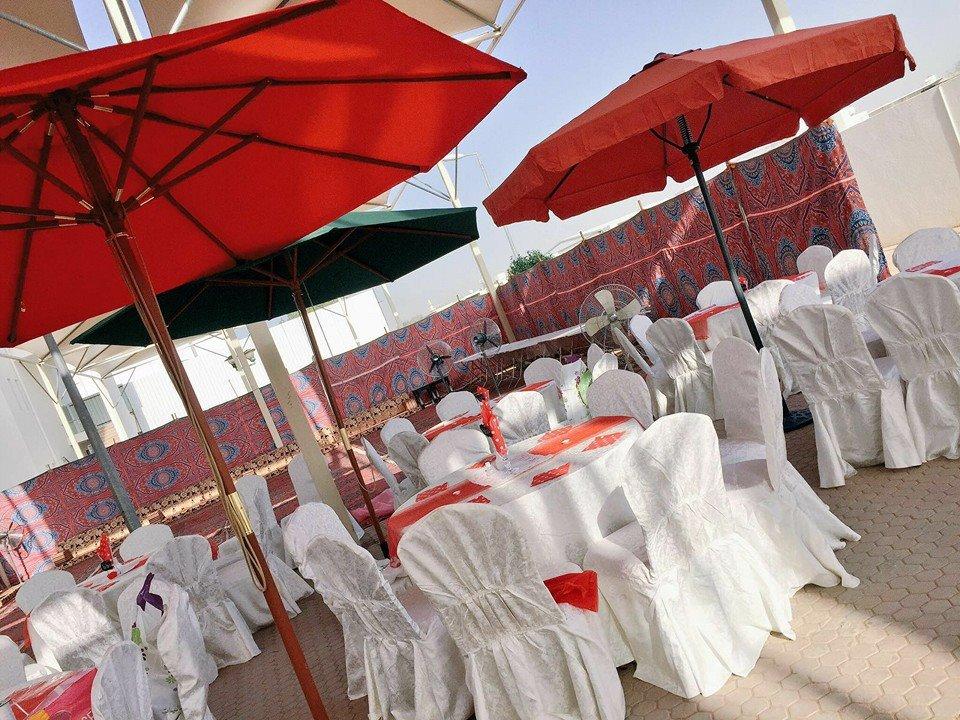 جامعة طيبة تُنظم حفل شواء لمنسوباتها (7)