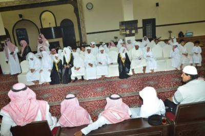جامع المانع يكرم طلبة حلقات التحفيظ (62892682) 