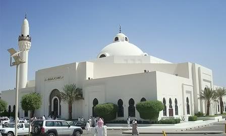 جامع الملك خالد بأم الحمام