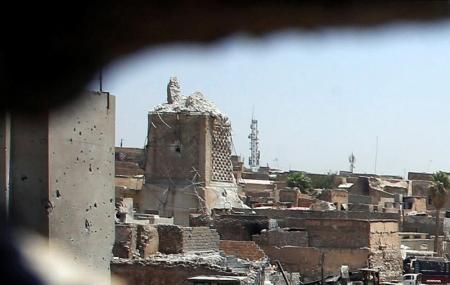 القوات العراقية تسيطر على جامع النوري والعبادي يعلن سقوط دولة داعش