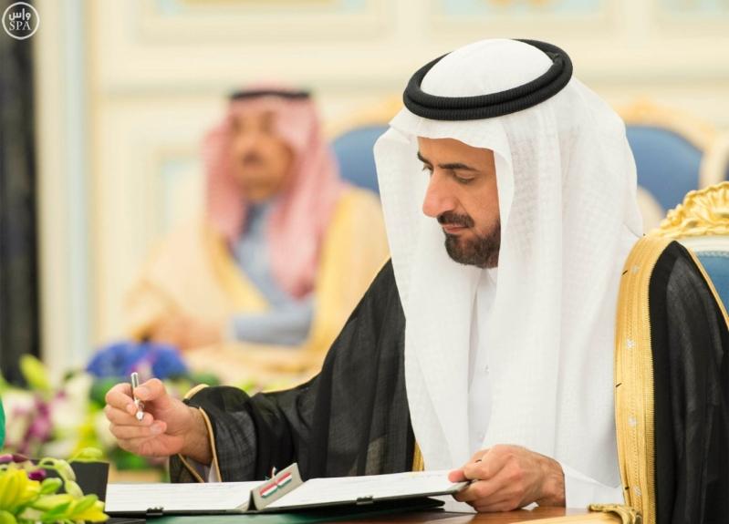 جانب من توقيع تسع اتفاقيات ومذكرات تفاهم 9