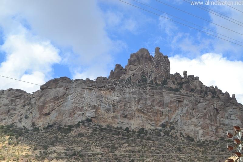 جبال #ثقيف ومروجها تصنع لوحة خلابة (1)