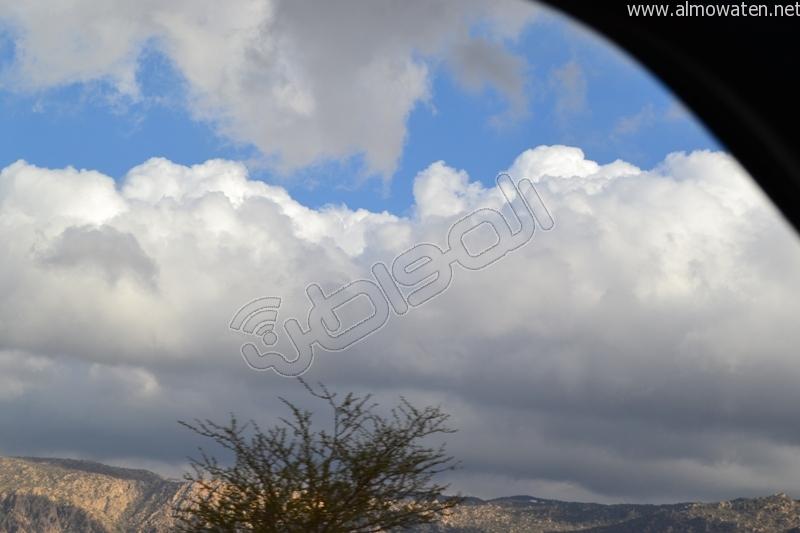 جبال #ثقيف ومروجها تصنع لوحة خلابة (3)