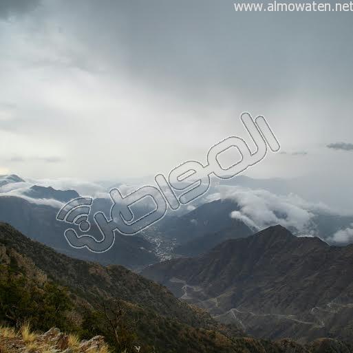 جبال عسير1