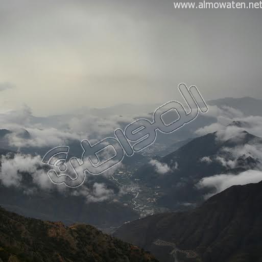 جبال عسير11