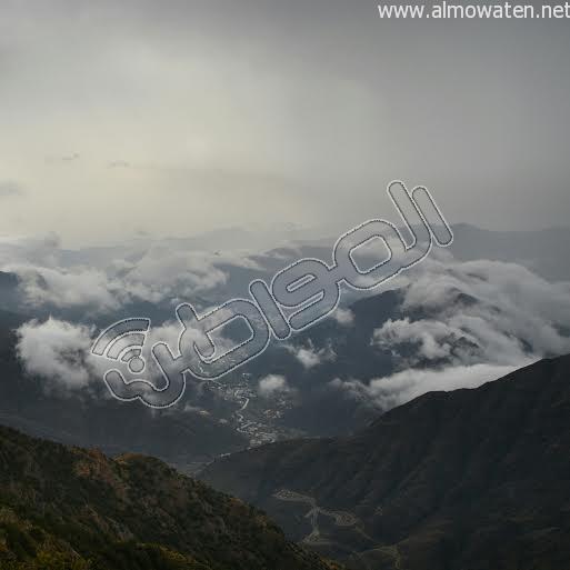 جبال عسير3