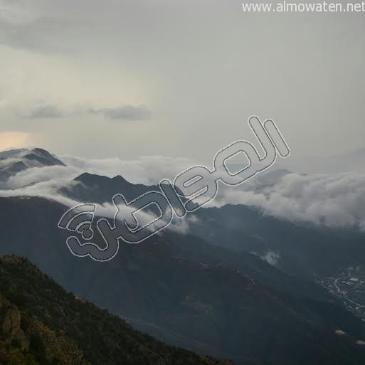 جبال عسير6