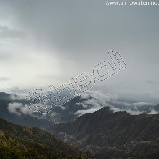 جبال عسير7