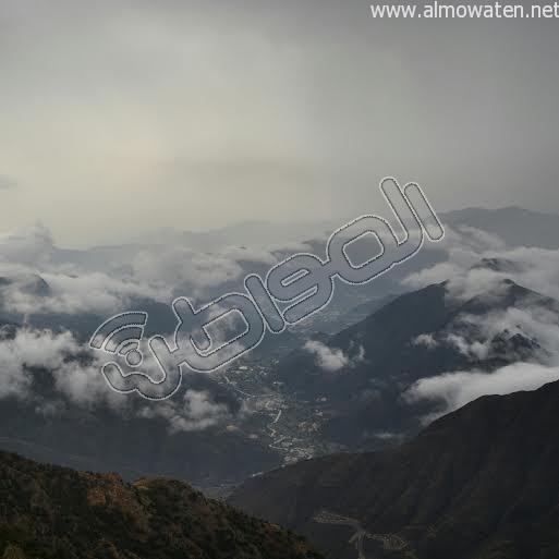 جبال عسير8