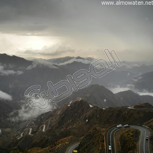 جبال عسير9