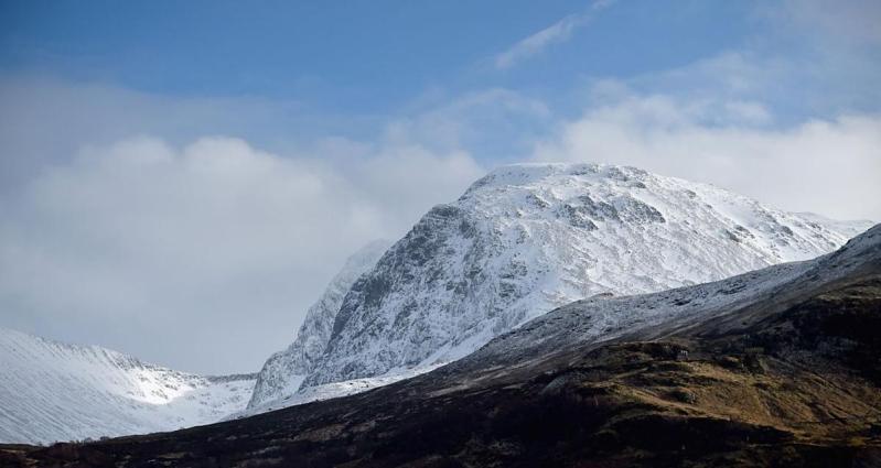 جبل-بن-نيفيس-في-أسكتلندا