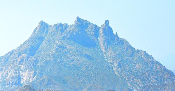 جبل نيس بمحافظة قلوة الباحة