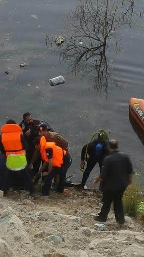 جثة طفل غرق بمياه سد شيبانة.
