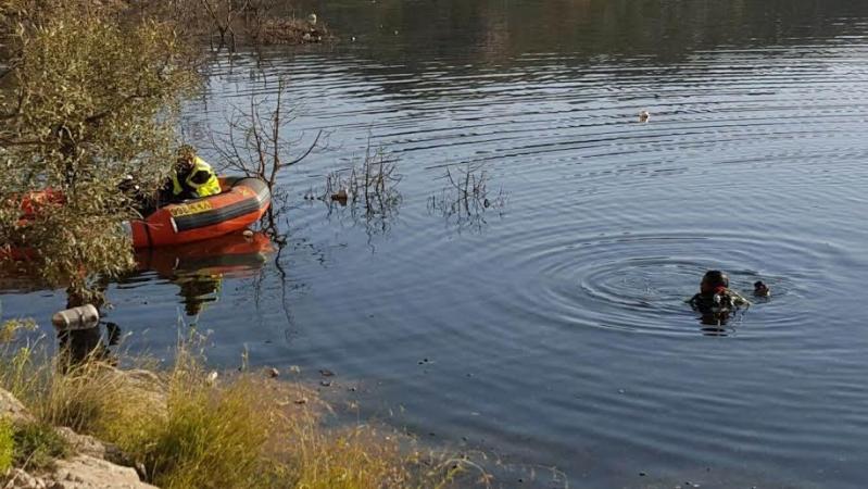 جثة طفل غرق بمياه سد شيبانة.4