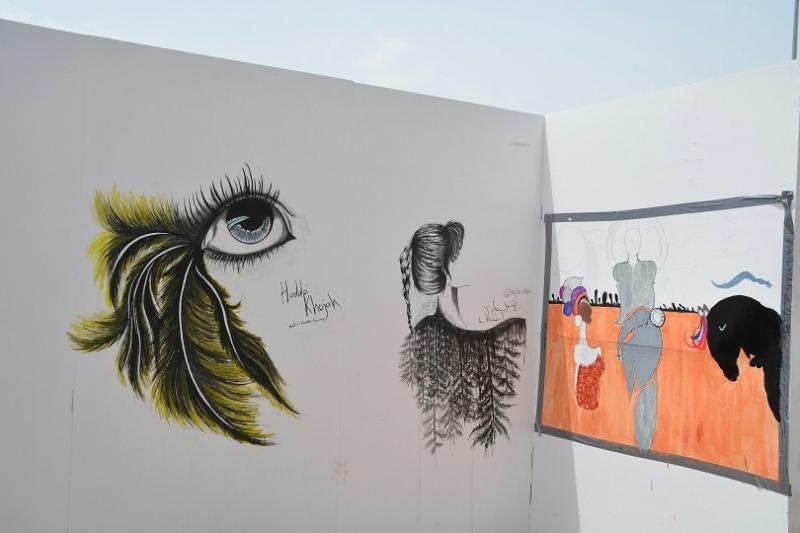 جداريات شارع الفن ابها (15)