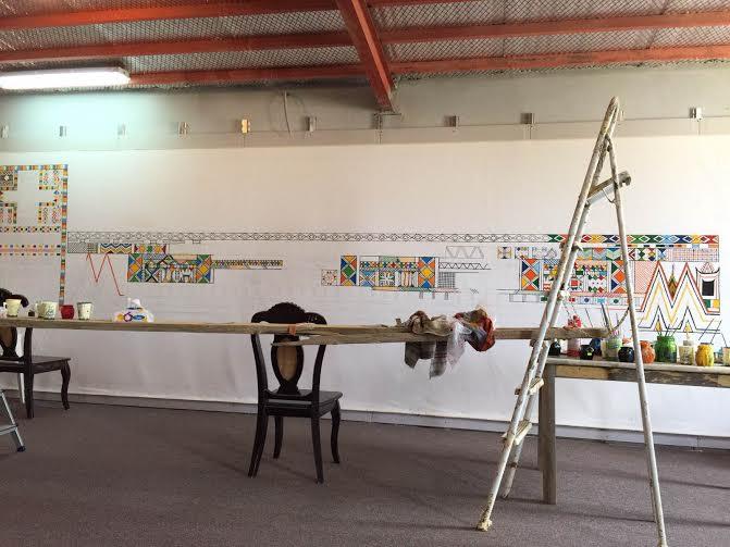 جدارية القط 3