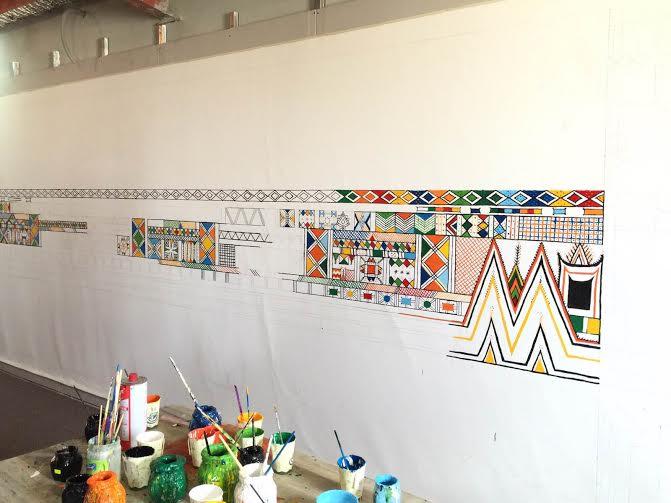 جدارية القط 4