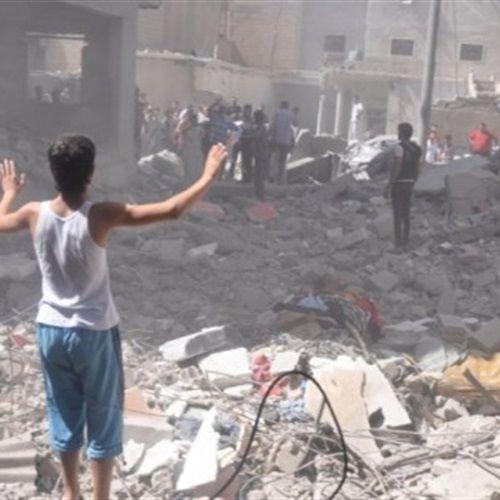 جرائم بشار