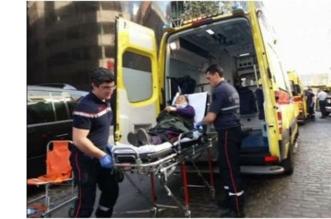 جرحى خلال حوادث أمام القنصلية التركية في بلجيكا - المواطن