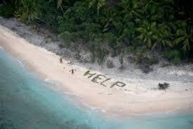 إنقاذ زوجين احتجزا على جزيرة نائية بأعجوبة - المواطن