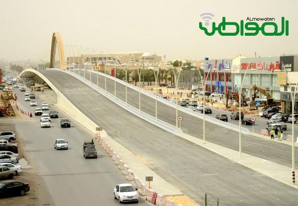 جسر طريق الملك عبد العزيز1