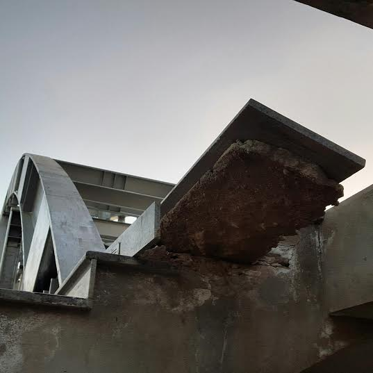 جسر مشاة ابها3