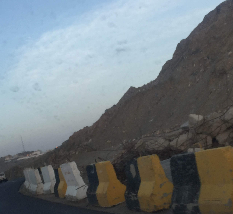جسر منهار بطريق المئة بخميس مشيط (5)